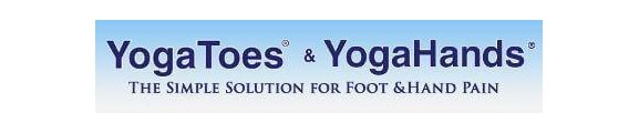 YogaToes and YogaHands coupons